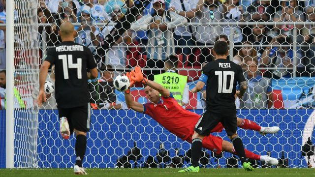 Image result for argentina iceland world cup