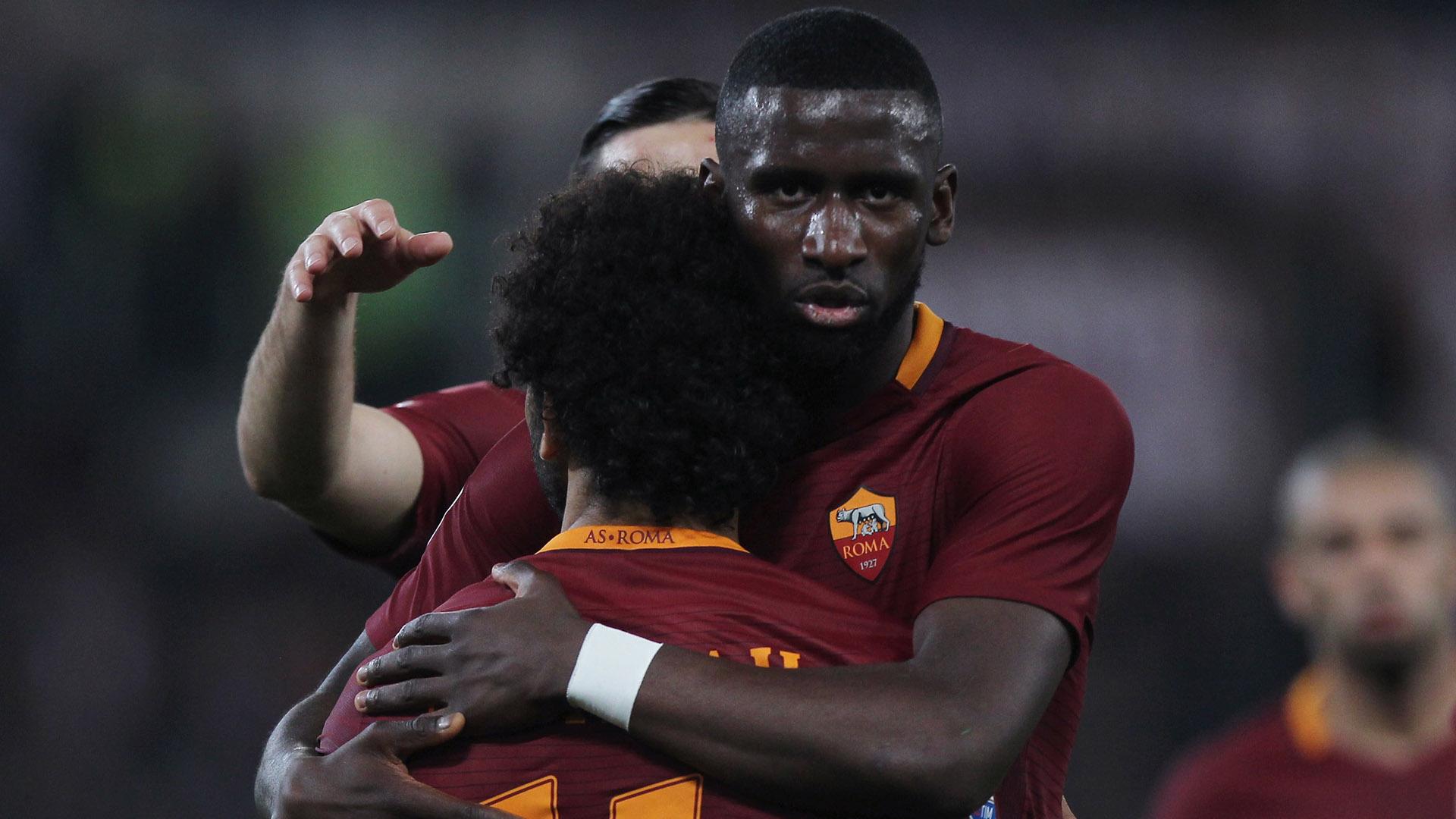 Rudiger Salah Roma