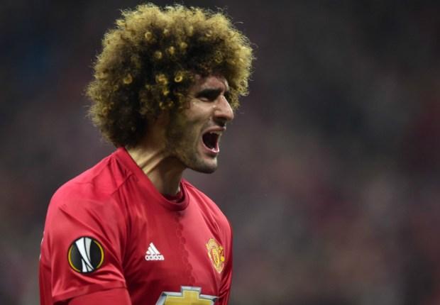 Fellaini 'close' to swapping Man Utd for Galatasaray