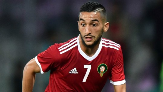 Image result for Hakim Ziyech