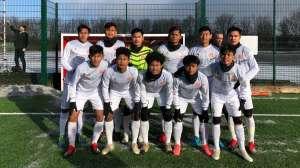 Garuda Select Ditekuk Gillingham Fc U 17 Goal