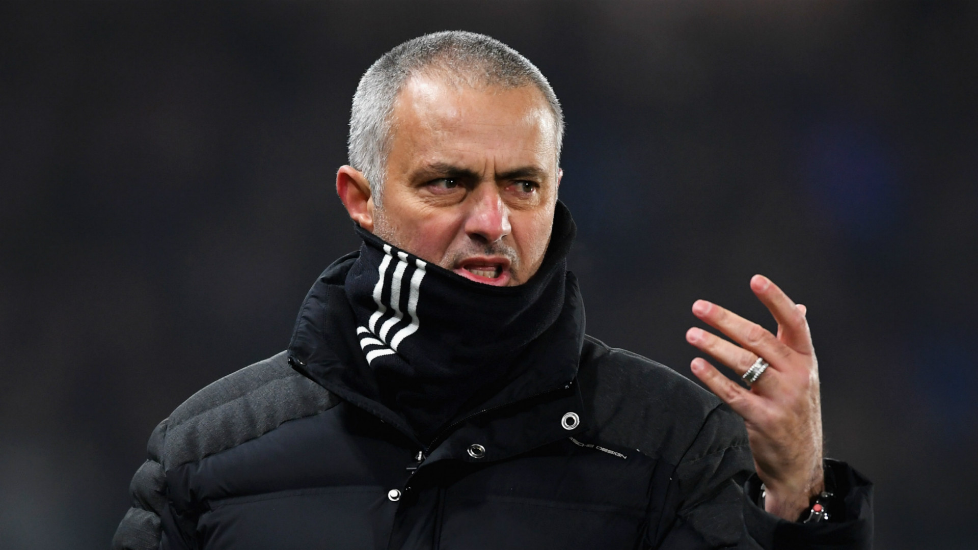 Top four will leave Man Utd behind - Mourinho