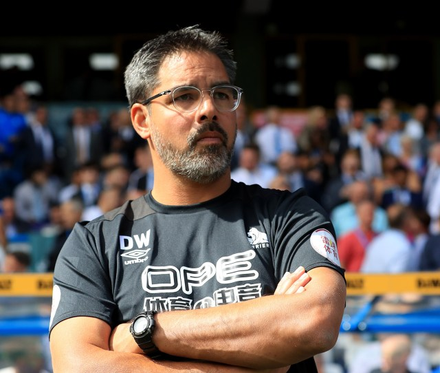 We Enjoyed Tremendous Success Under Our Previous Head Coach David Wagner And Weve Subsequently Appointed A New Head Coach That Bears Many Similarities To