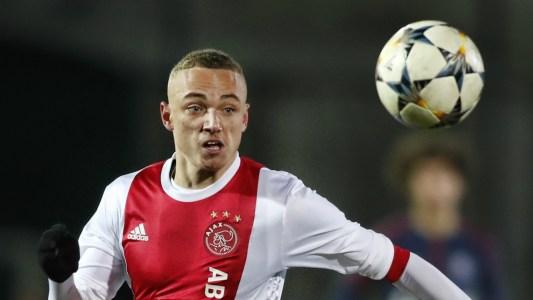 Noa Lang Droomt Samen Met Kluivert In Arena Goal