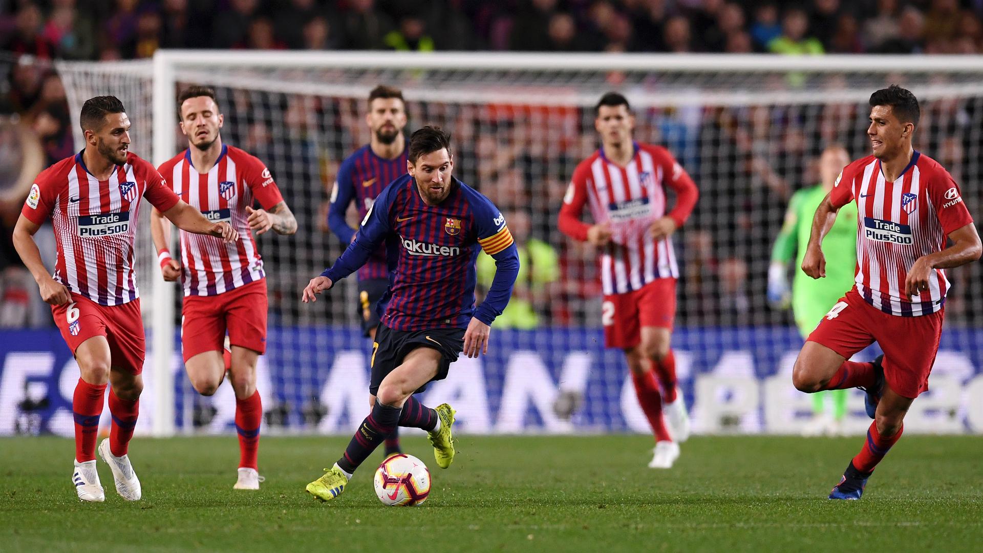 Barcelona X Atlético De Madrid Crônica De Jogo Primera