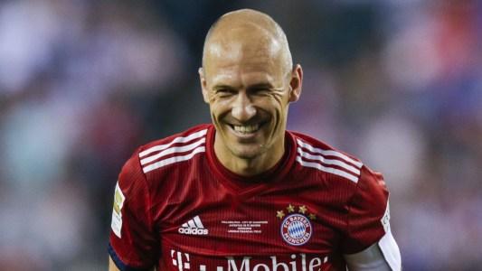 Arjen Robben Transfer News Premier League Return Bayern