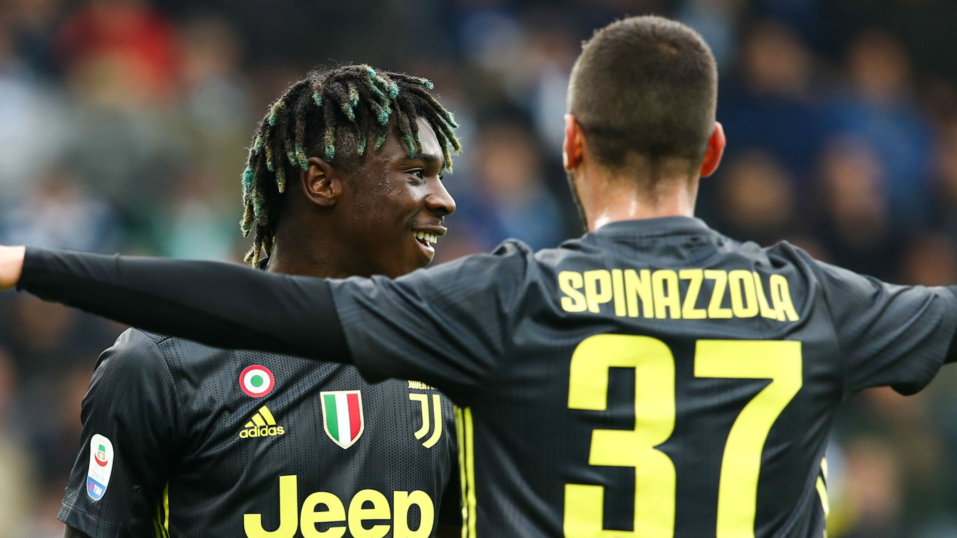 Champions League News Moise Kean In Contention For