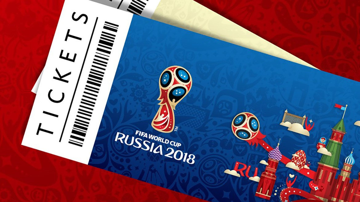 FIFA World Cup 2018 tickets