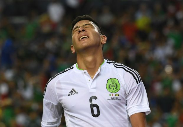 Mexico's lack of playmaker exposed in Gold Cup draw