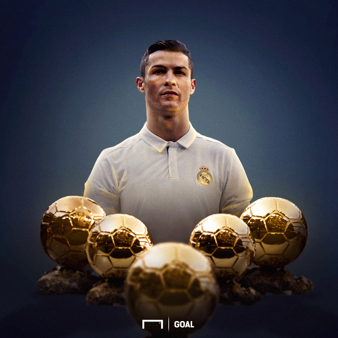 Ballon D Or 2017 Cristiano Ronaldo Says He Is The Best
