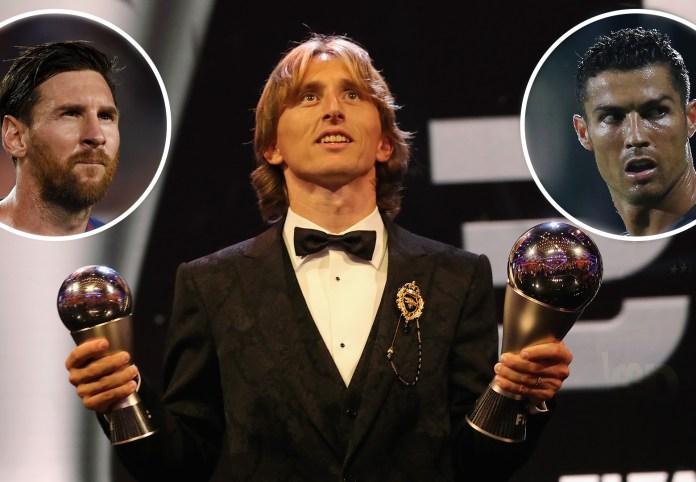 The Best FIFA Awards: Puyol conteste Modric et désigne le meilleur joueur
