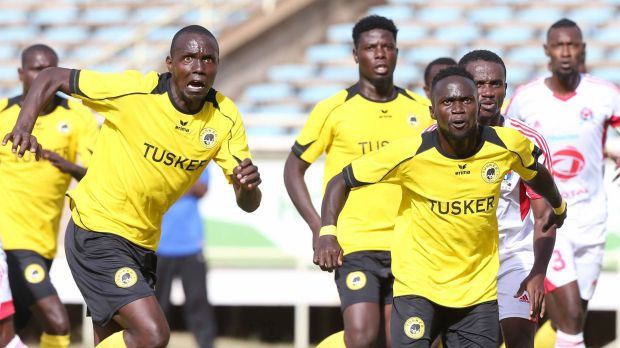 Ambani: Tusker, Ulinzi Stars have a great chance - Goal.com