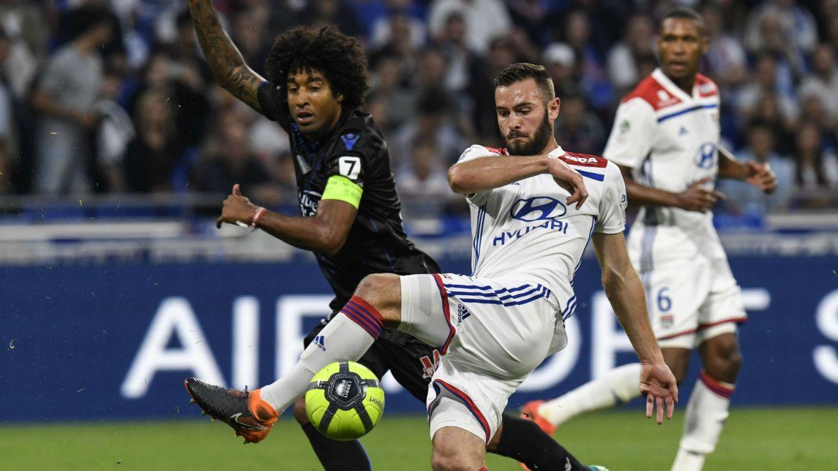 Afcon: Lyon centre-back Jeremy Morel tops Madagascar's 23-man squad 1