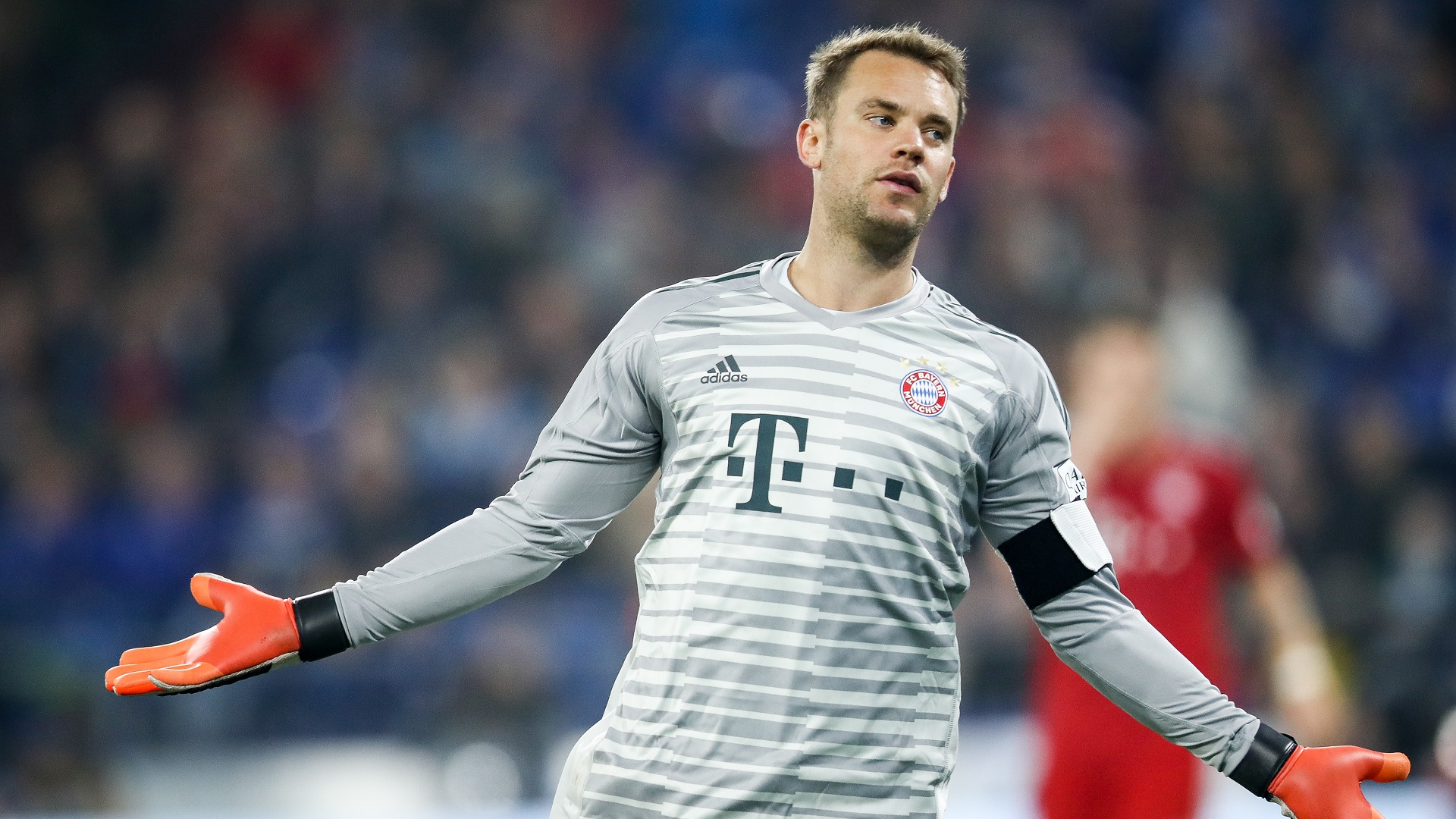 What Has Happened To The Great Manuel Neuer Bayern