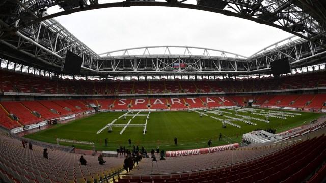 Spartak Stadium Russia