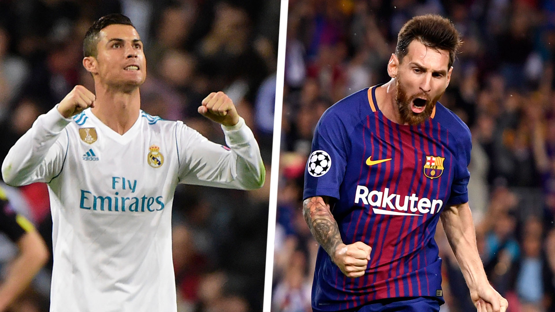 Champions League all-time top scorers - Ronaldo, Messi & UCL goal kings