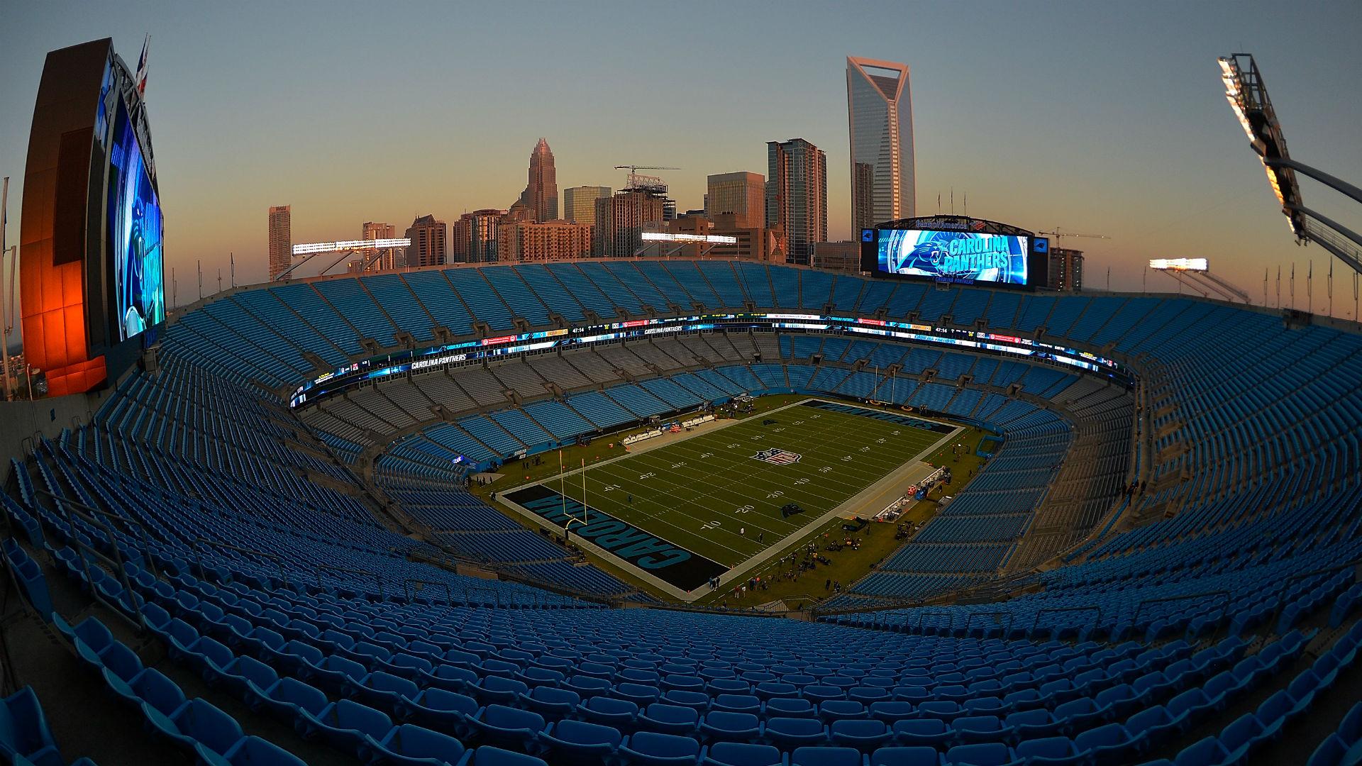 Bank of America Stadium North Carolina