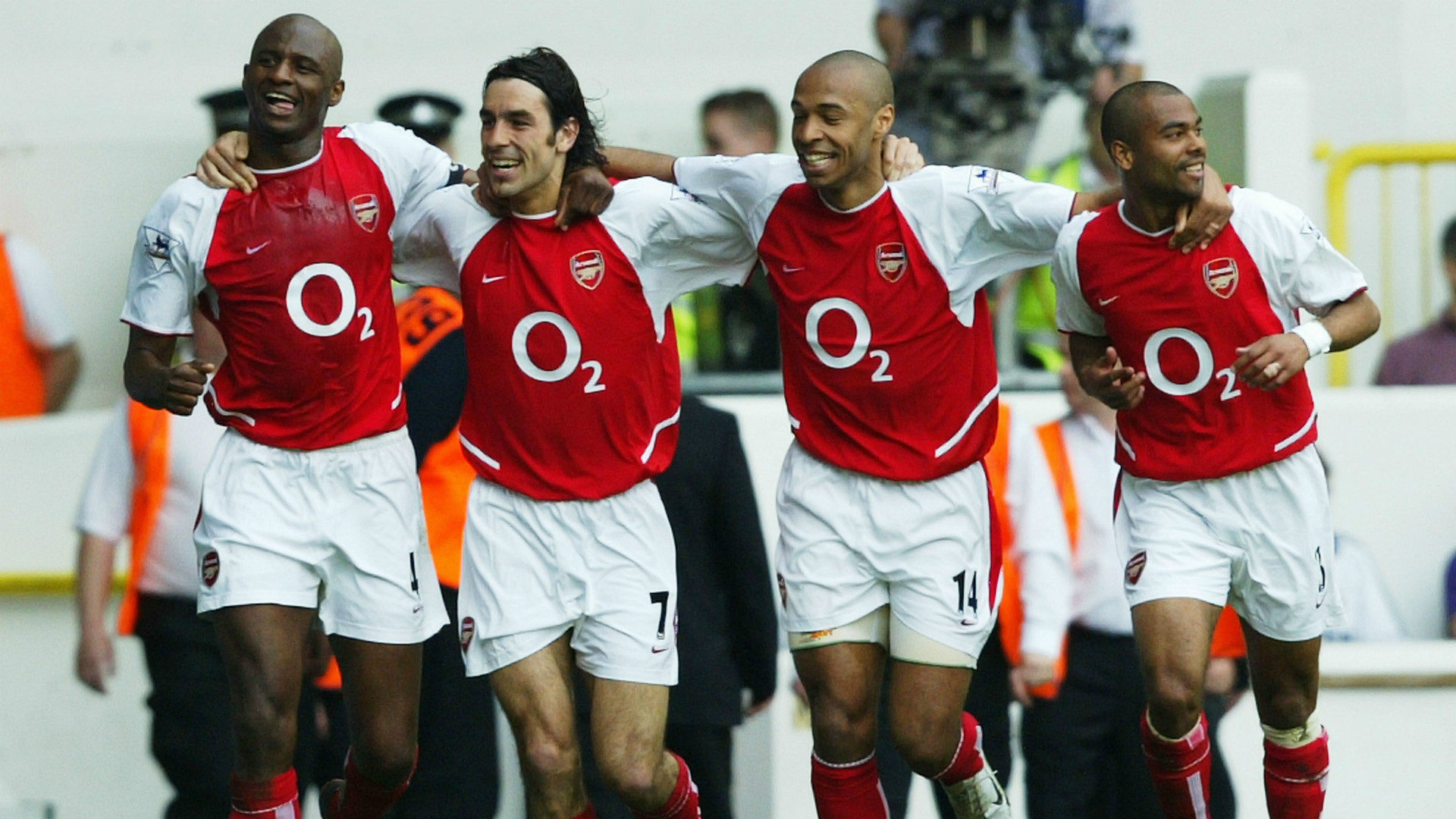 Image result for invincibles arsenal