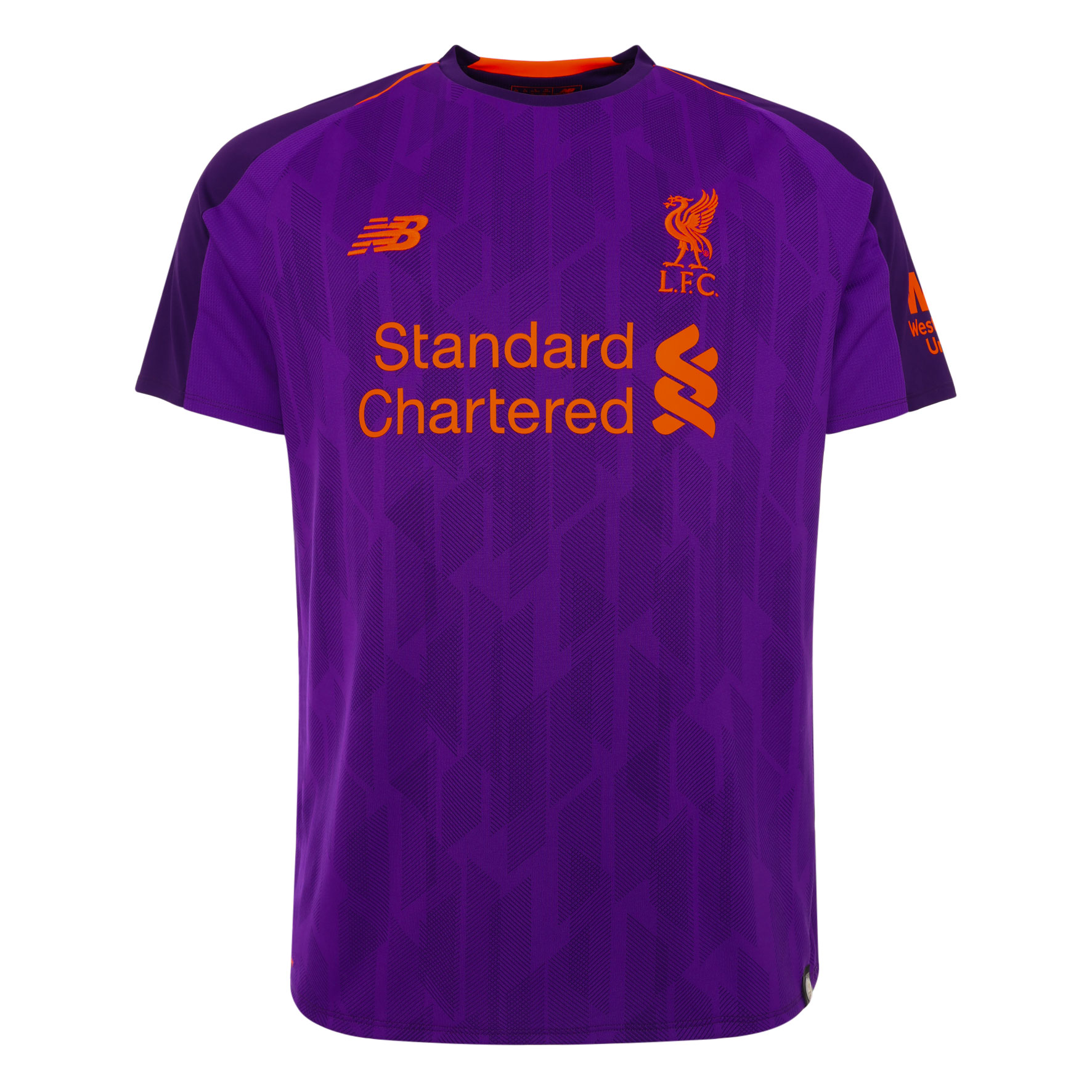 New Liverpool Kit Reds Launch New Violet Away Kit Goal
