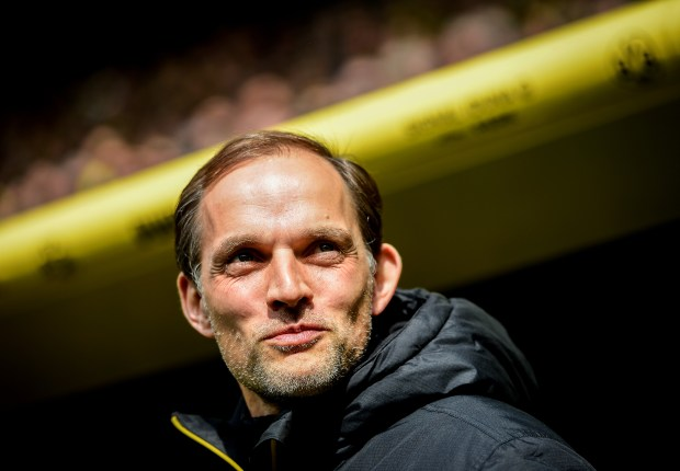 Dortmund coach Tuchel wants cup win to 'crown' season