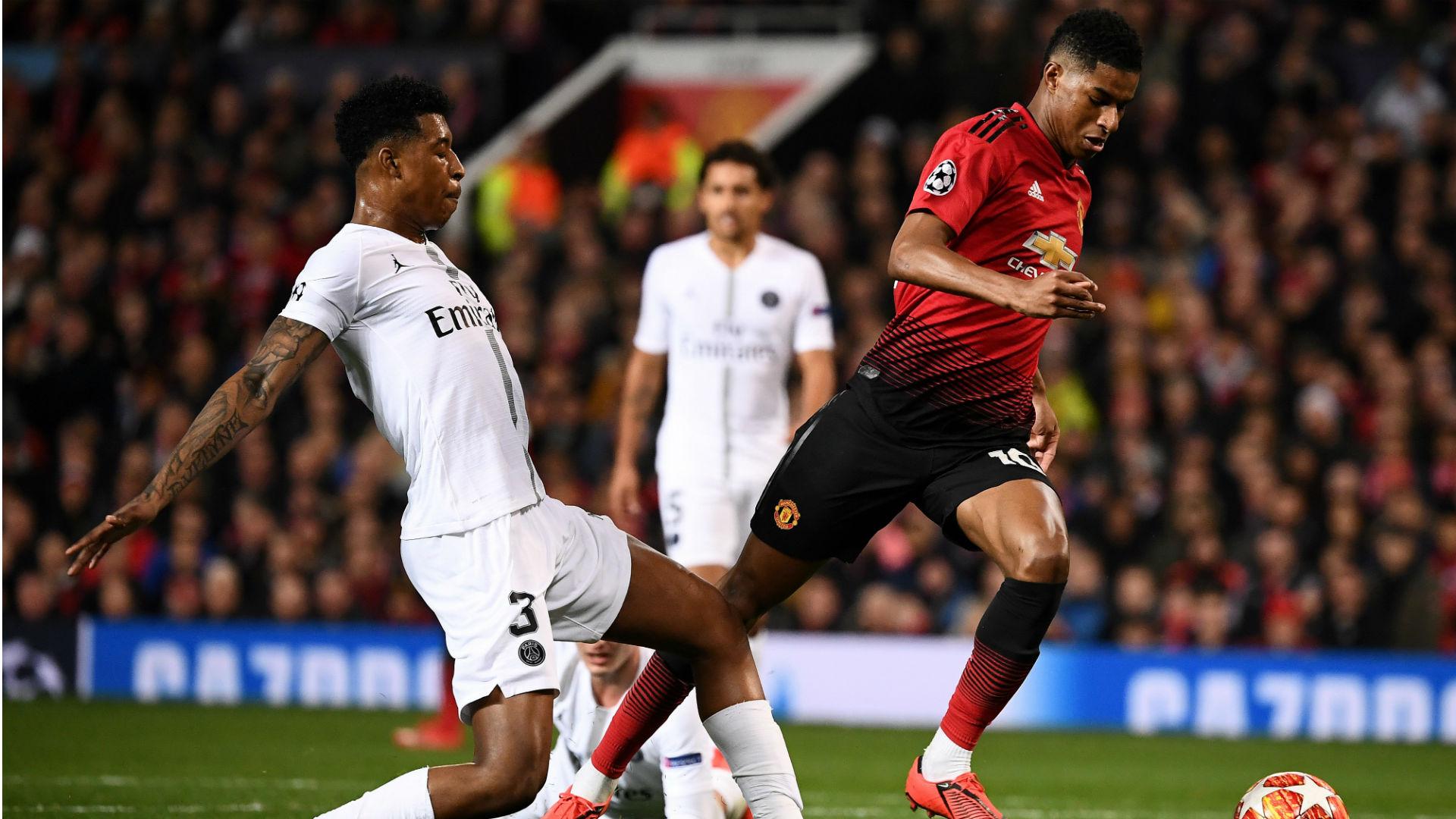 Psg Vs Manchester United Heute Live Im Tv Und Im Live