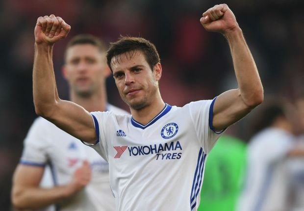 Conte lauds Azpilicueta as he completes every minute of the Premier League season