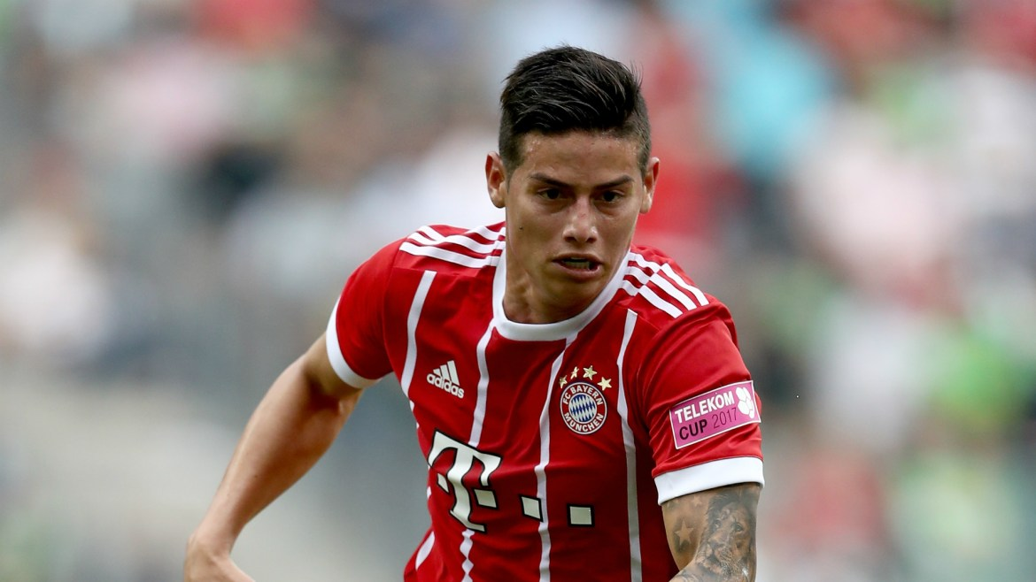 James Rodriguez - 'I don't really know what the future will be'