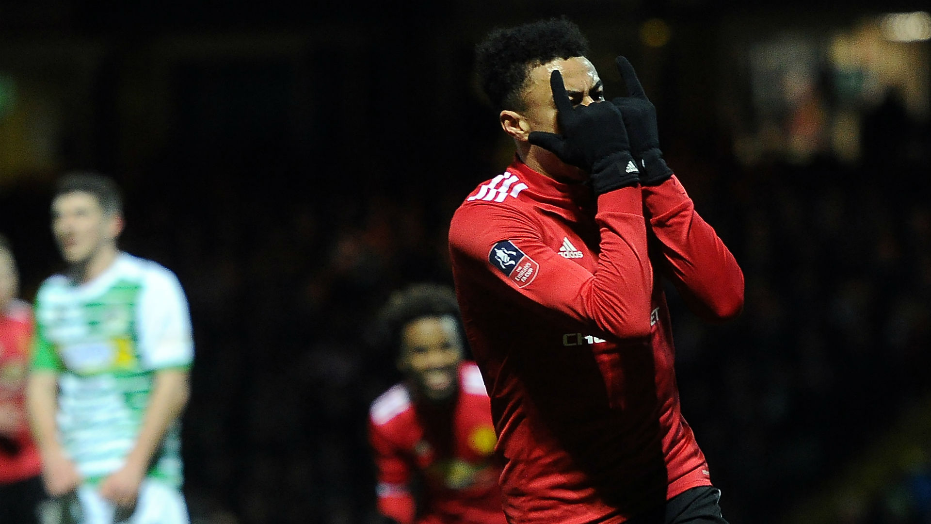 20 Jesse Lingard Wallpapers Uk Celebration Pictures And