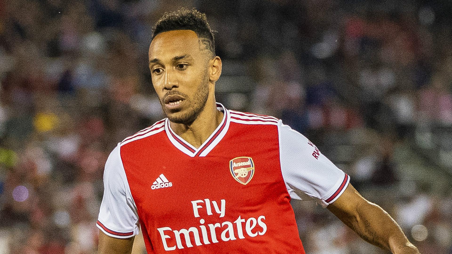 Arsenal Can Replace Man Utd Linked Aubameyang Lehmann