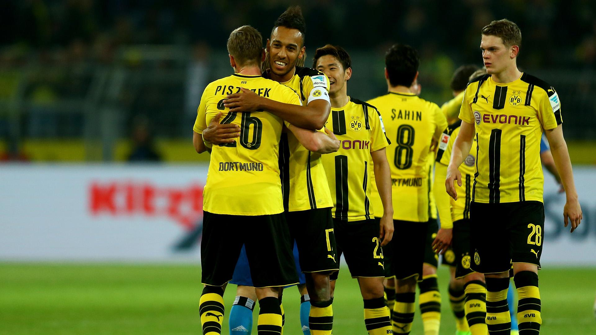 Borussia Dortmund Bundesliga 040517 Goal