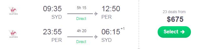 A-League flights 3