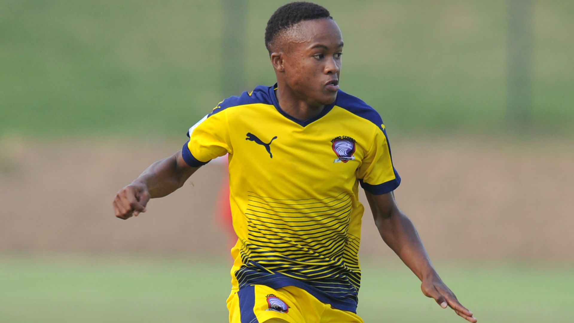 Jomo Cosmos star Tlolane relishes lifetime opportunity to train with FC Barcelona