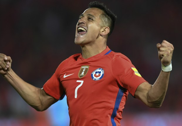 Bravo waiting for Sanchez 'with open arms' at Manchester City