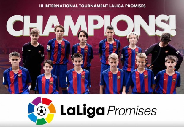 Barcelona beat Real Madrid to win LaLiga Promises