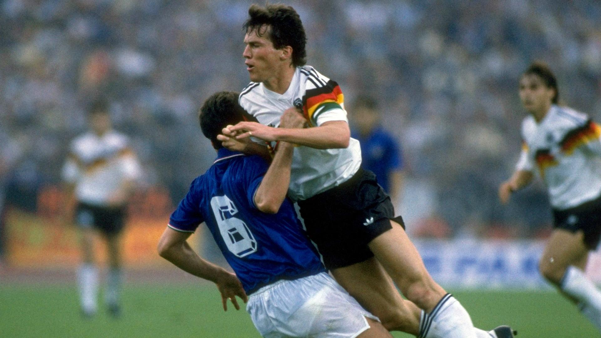 Gerd Wenzel: Alemanha terá dois adversários num jogo só: uma renascida Itália e um velho fantasma