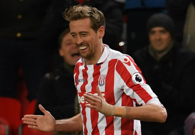 Crouch tweets hilarious photo with his 'family'