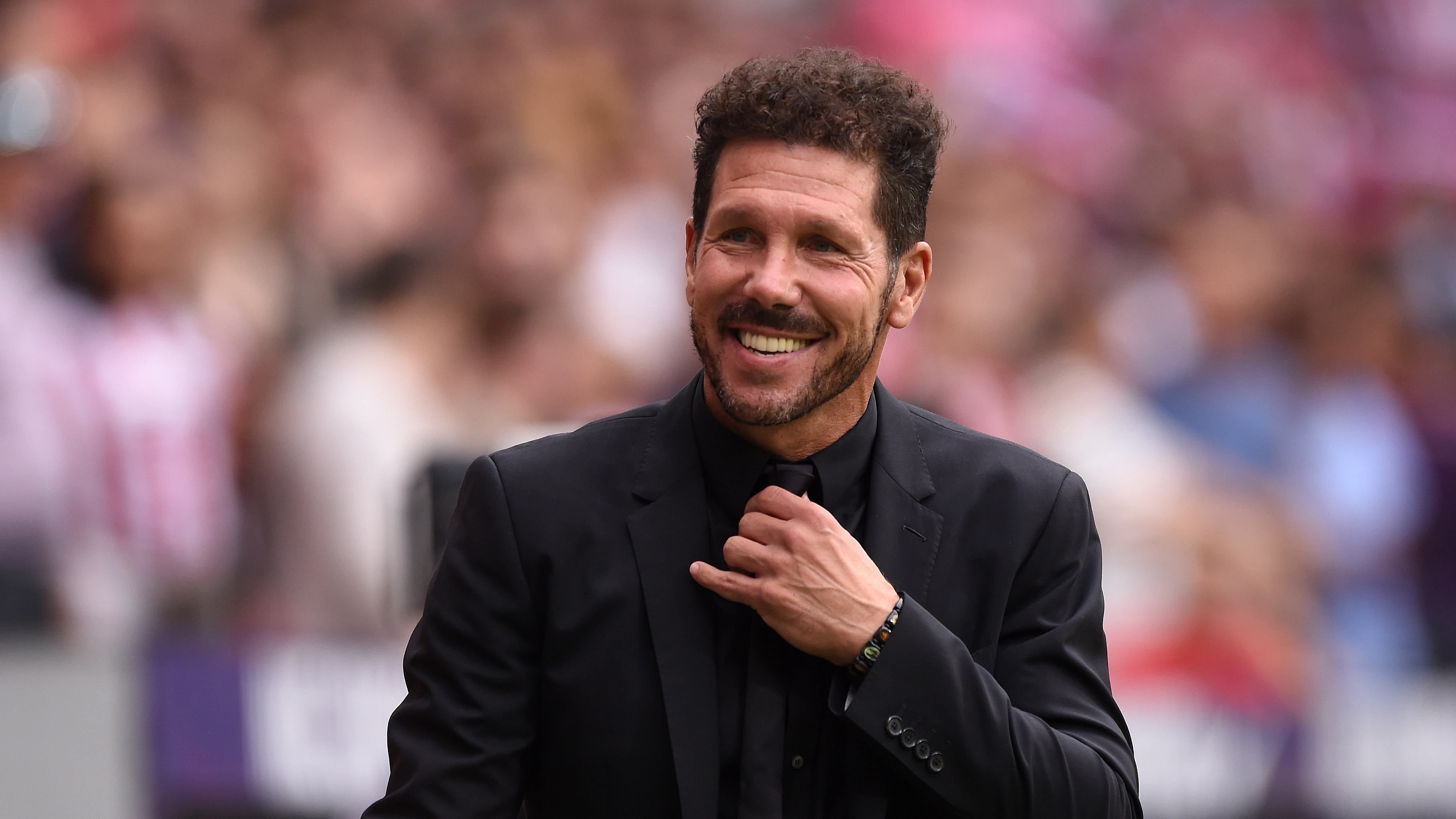 La Liga News We Have To Stay Quiet Simeone Coy On