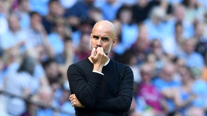 Pep Guardiola Manchester City 06052018