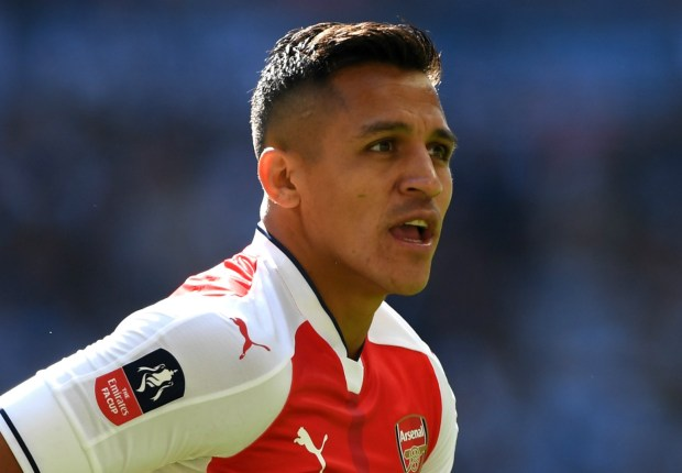 Arsenal tell PSG Alexis Sanchez is going nowhere