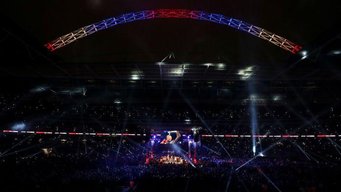 Anthony Joshua Alexander Povetkin Wembley 2018