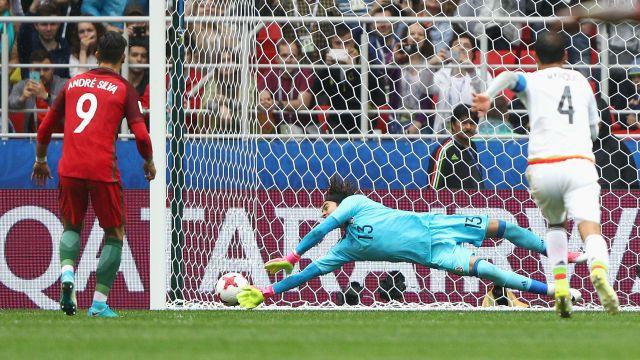 Image result for ochoa penalty portugal