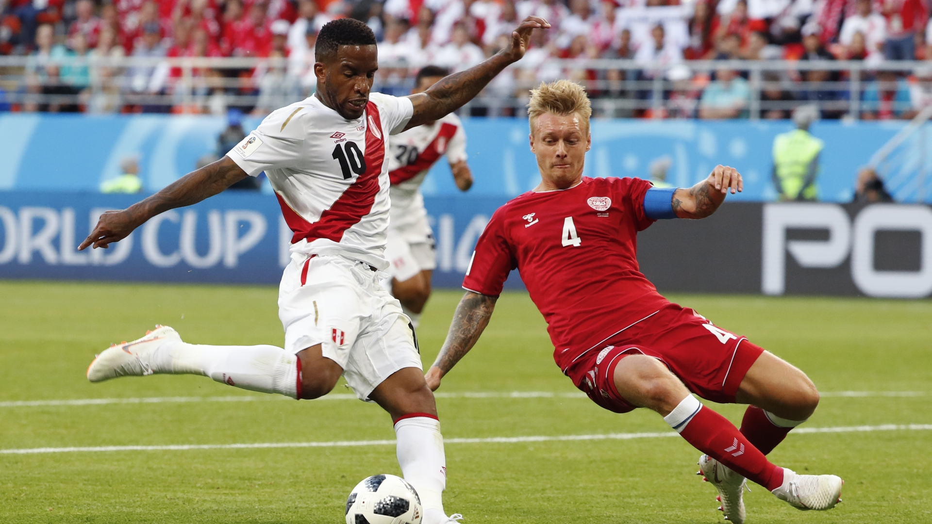 Peru Vs Denmark Live Blog Text Commentary Line Ups