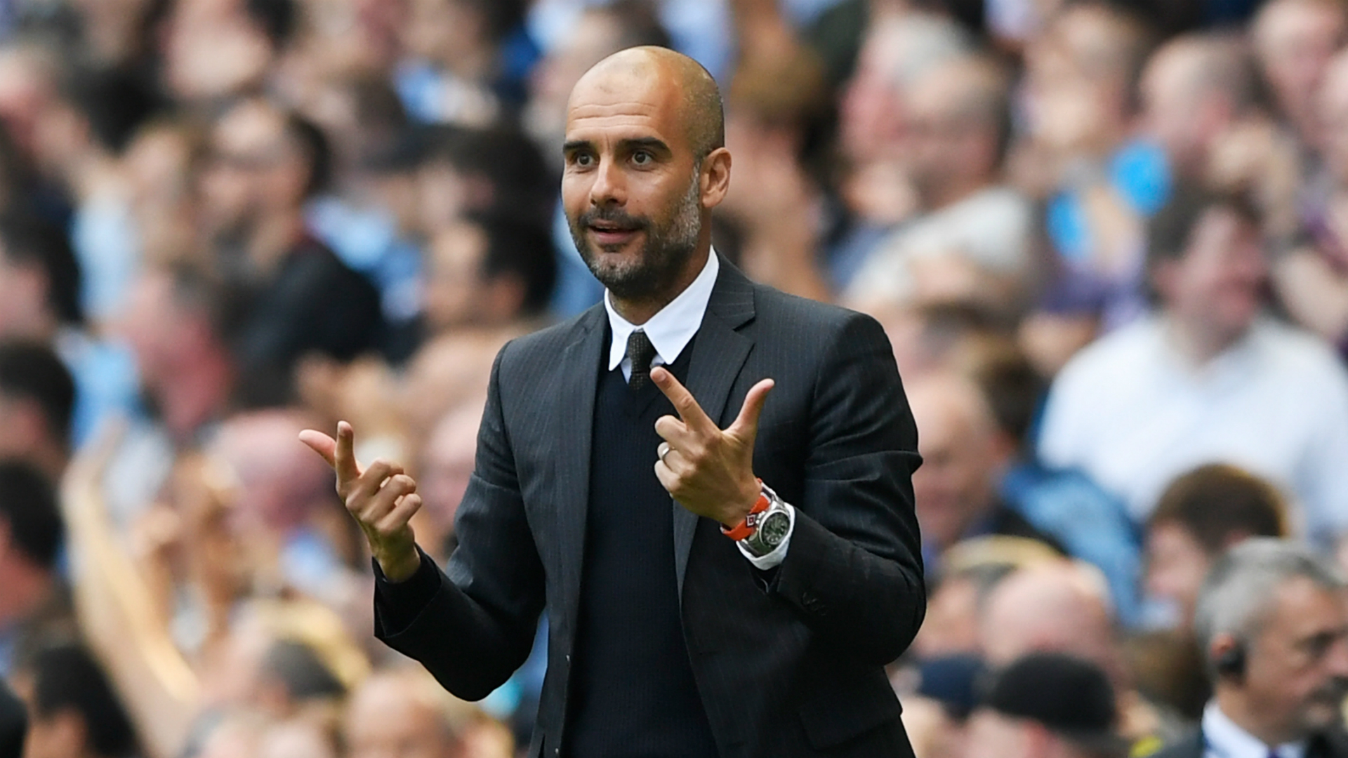 Manchester City 'have permission to play awful' - Guardiola