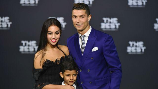Image result for Georgina Rodriguez (Cristiano Ronaldo)