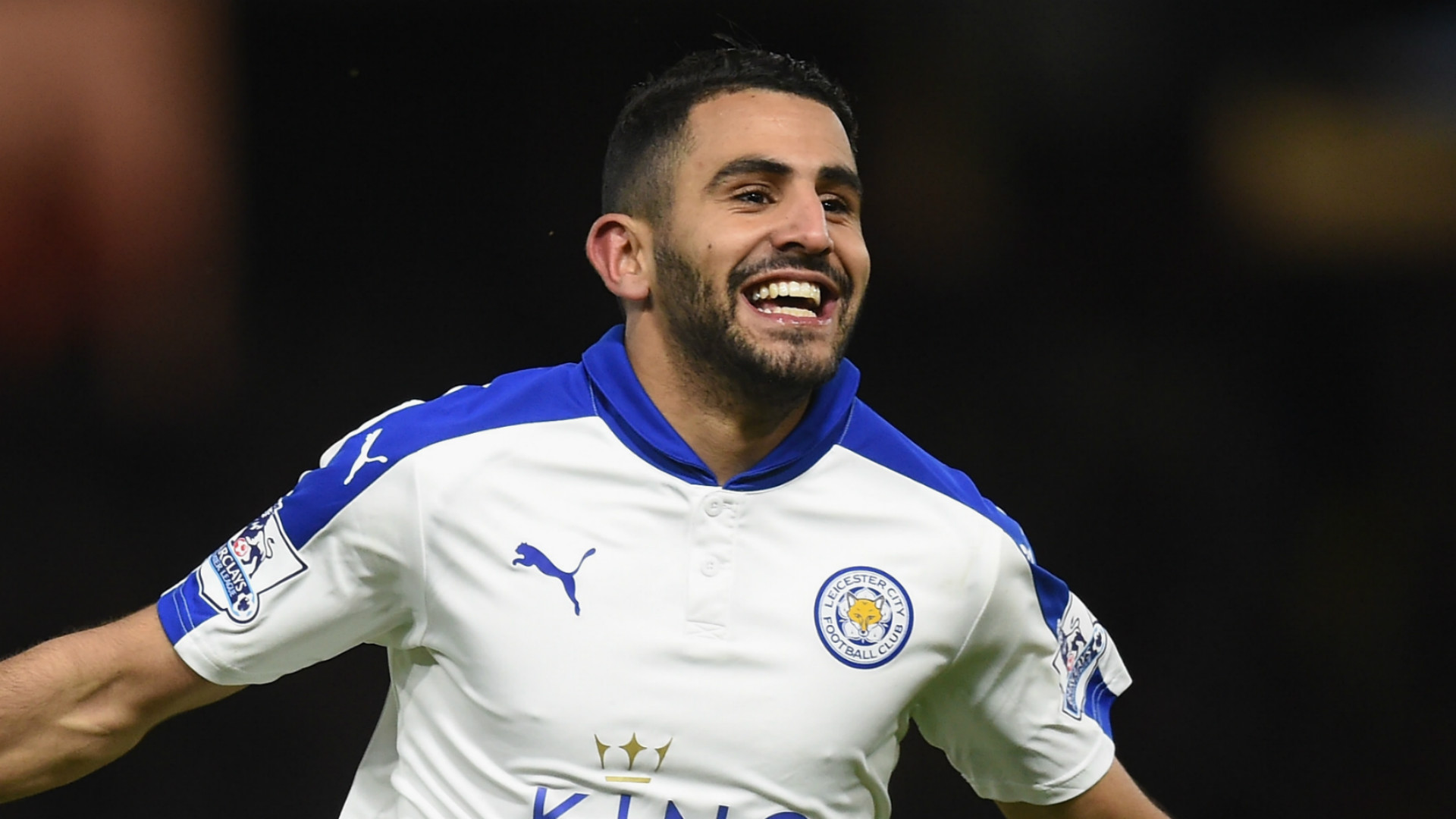 Mahrez wins African Player of the Year for 2016