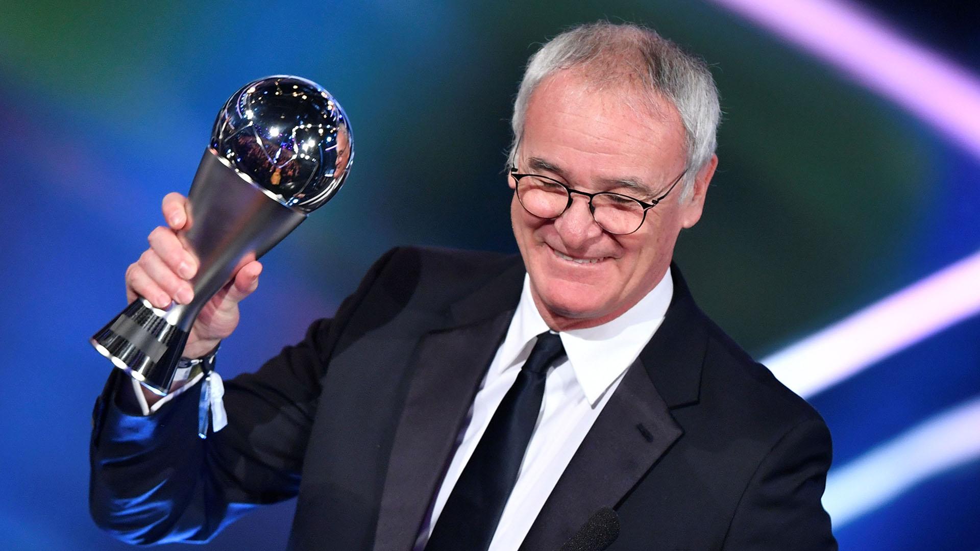 Mourinho posts classy tribute to sacked Ranieri