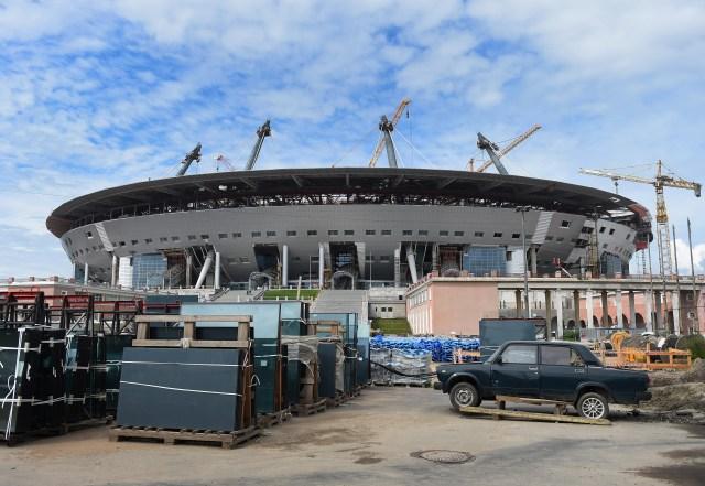 Zenit Arena, San Petersburgo