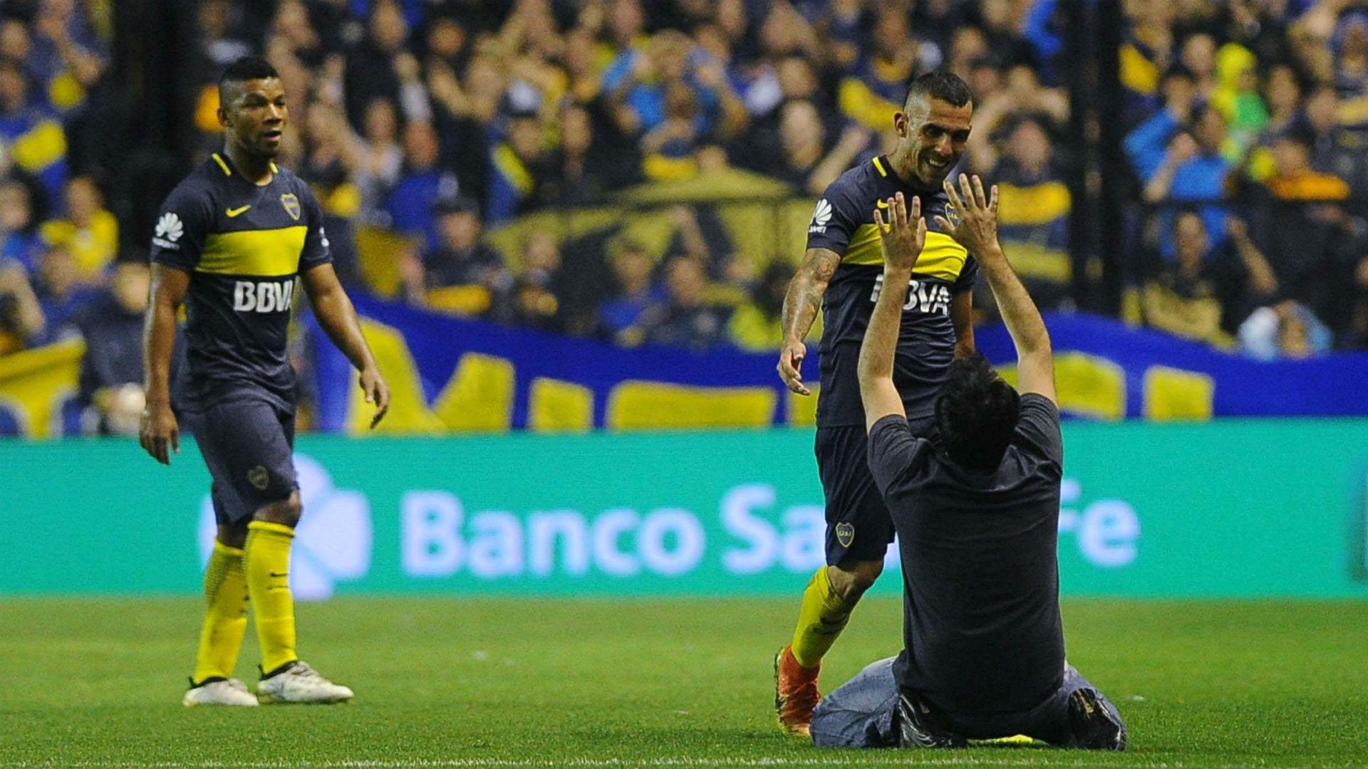 Carlos Tevez Boca Colon Torneo Primera Division 18122016