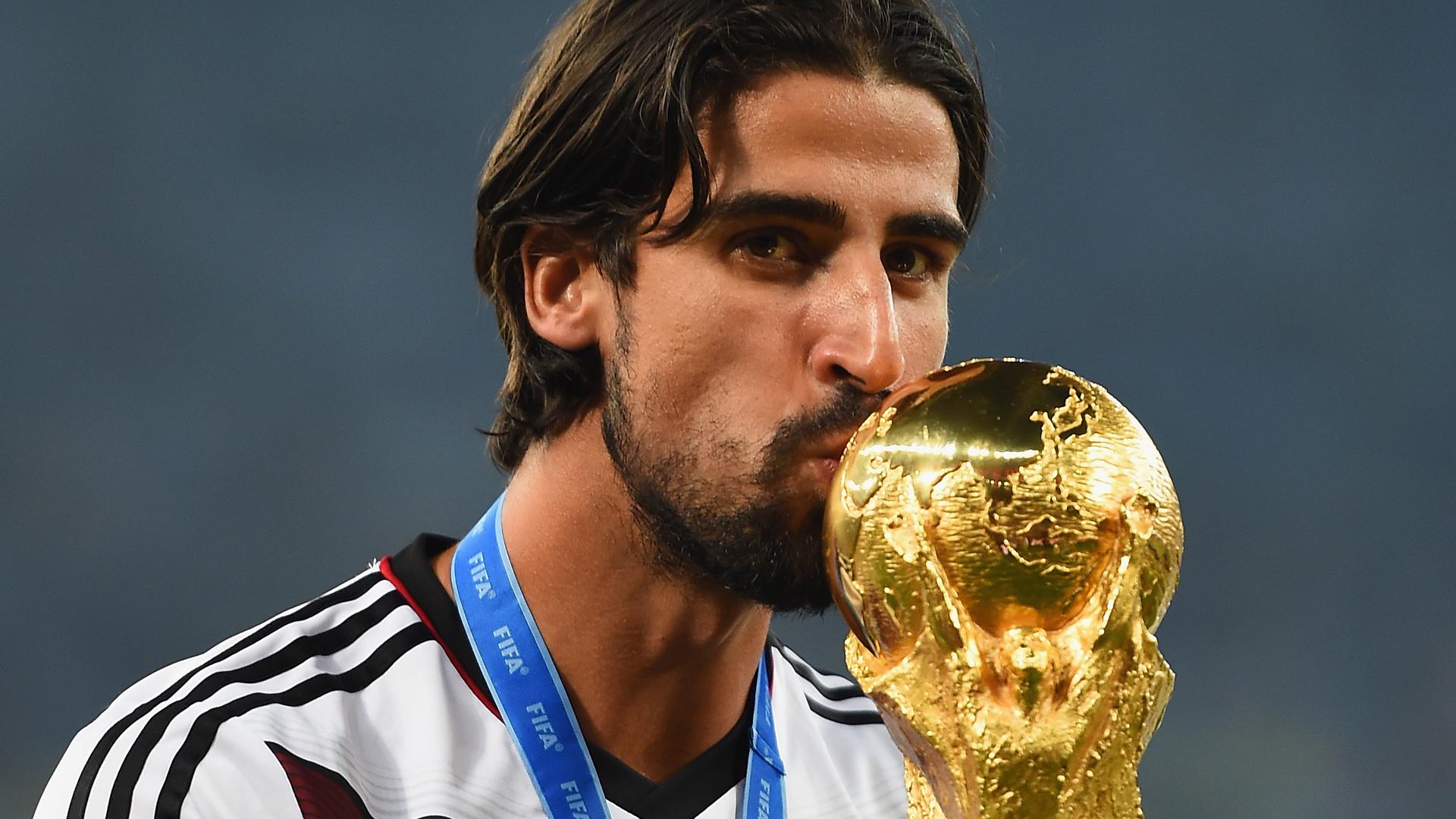 Resultado de imagem para Sami Khedira copa do mundo 2014