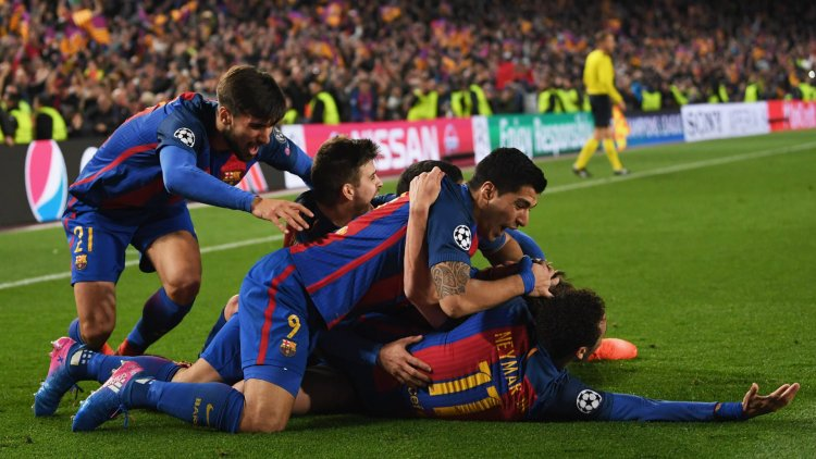 Barcelona vs PSG referee facing UEFA demotion - Ashaiman ...